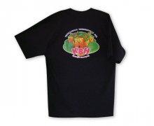 Полноцветная шелкотрафаретная печать на футболке. Футболки с фото на заказ
