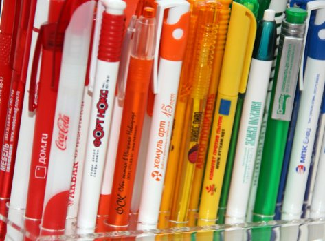 ручки с логотипом в нижнем новгороде