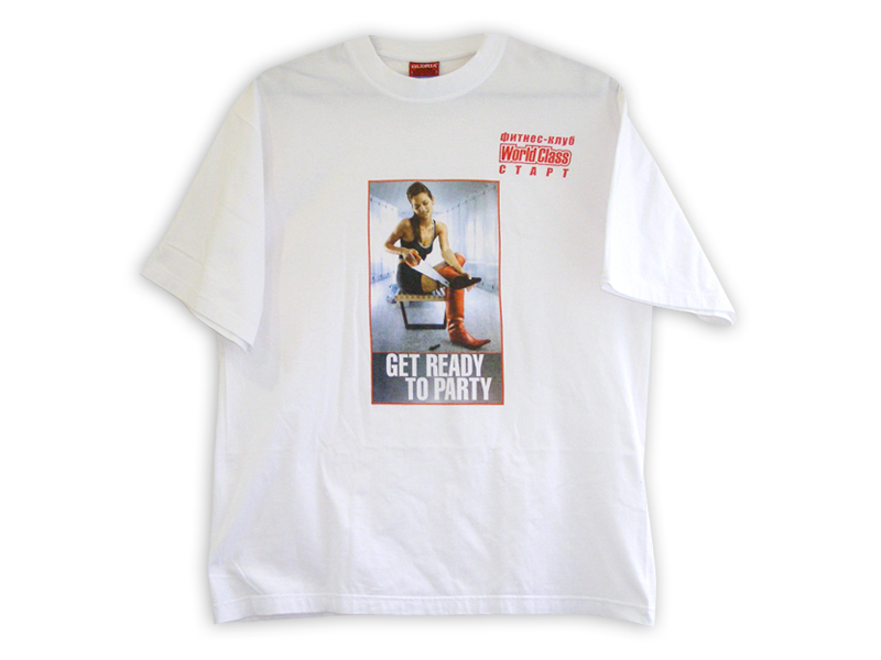 Печать на футболках в Нижнем Новгороде - заказать футболки с надписями a7eb1793c606e